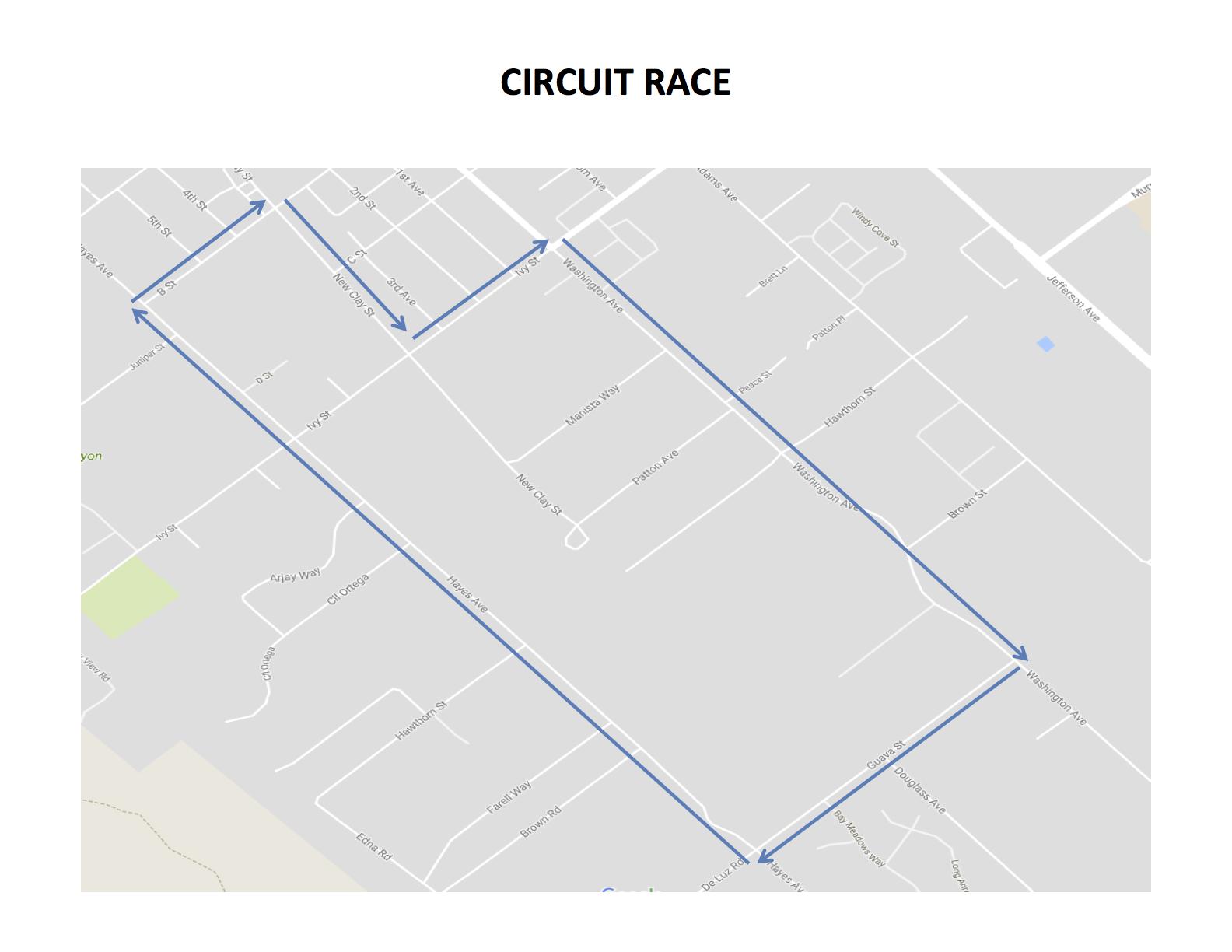 CIRCUIT RACE-144